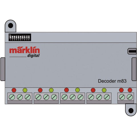 Marklin 60831 M 83 Turnout & Accessory Decoder