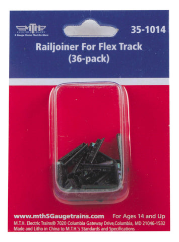 MTH 35-1014 S Railjoiner For Flex Track (36)