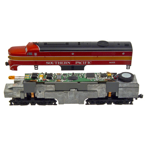 MRC 1958 N Drop-In Sound & Control DCC Decoder Platinum Series For Kato Alco
