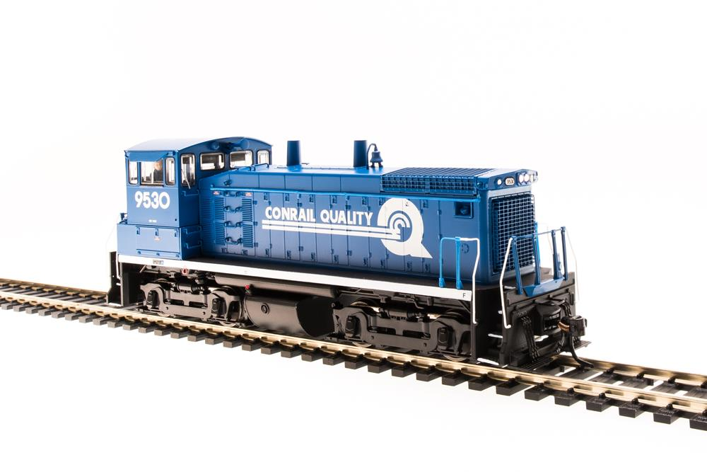 Broadway Limited 2846 HO Conrail EMD SW1500 with Sound& DCC Paragon2™ #9530
