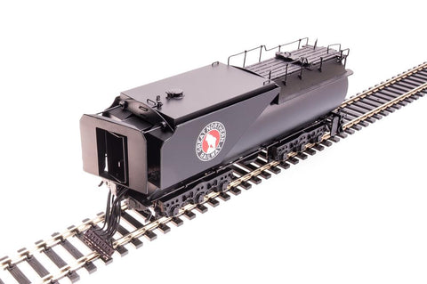 Broadway Limited 2874 HO Great Northern Class S-2 4-8-4 Vestibule Cab #2586