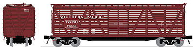 Broadway Limited 4135 HO Southern Pacific T&NO PRR K7 Stock Car (4)