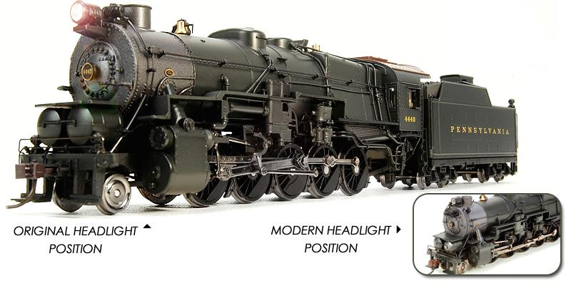Broadway Limited 4187 HO Painted,Unlettered Class I1sa 2-10-0 90F82,Short Tender