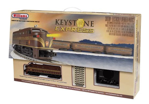 Williams 00322 O Pennsylvania Keystone Express Train Set