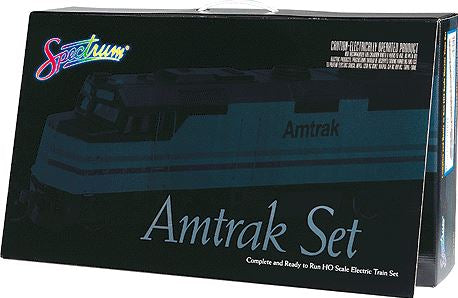 Bachmann 01104 HO Amtrak The Patriot Electric Train Set