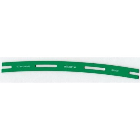 "Peco OOT36 HO Tracksetta Track Laying Template - 36"" 91.5cm Radius Curve"