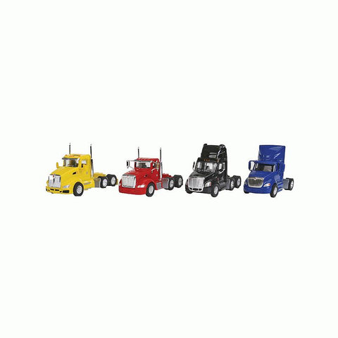 Trucks n Stuff SP2002B HO 3-Axle Day Cab Semi Tractor Only (4)