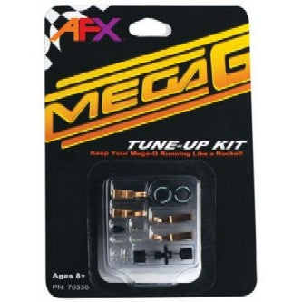 AFX 70330 HO Mega-G Tune Up Kit with Long & Short Pick Up Shoes