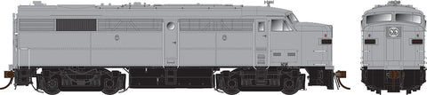 Rapido Trains 21053 HO Undecorated ALCO/MLW FPA-2 Diesel Locomotive Standard DC