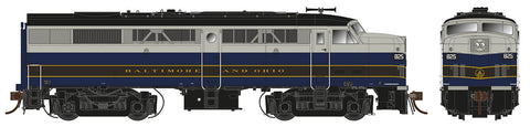 Rapido Trains 21500 HO Baltimore & Ohio ALCO FA-2 Diesel Loco LokSound/DCC #825