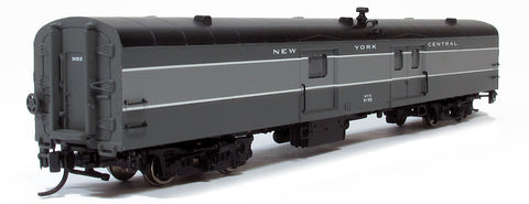 Rapido Trains 506049 N  New York Central 73' Smooth Side Baggage-Express #9188