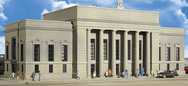 Walthers 933-3257 N Scale Union Station Building Kit