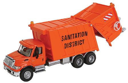 Walthers 949-11770 HO Sanitation District - International(R) 7600 Garbage Truck