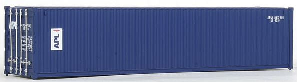Walthers 949-8157 HO American President Lines 40' Corrugated Container