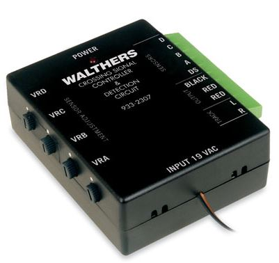 Walthers 949-4359 HO Grade Crossing Signal Controller