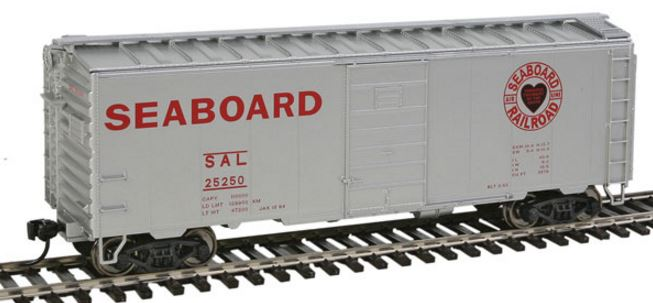 Walthers 910-2360 HO Seaboard Air Line (Heart of the South Logo) - 40' PS-1 Boxcar #25250