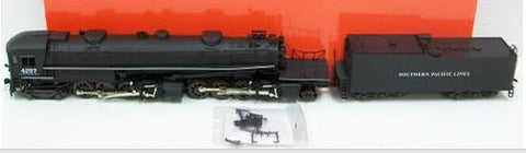 Rivarossi 5430 HO Southern Pacific 4-8-8-2 Cab Forward Steam Locomotive and Tender