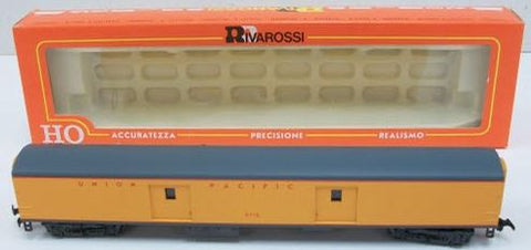 Rivarossi 2826 HO Union Pacific Baggage Car #5715
