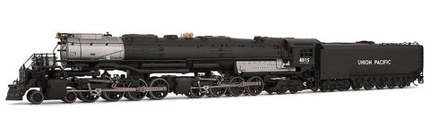 Rivarossi HR2470 HO Union Pacific 4-8-8-4 Big Boy Steam Locomotive #4015