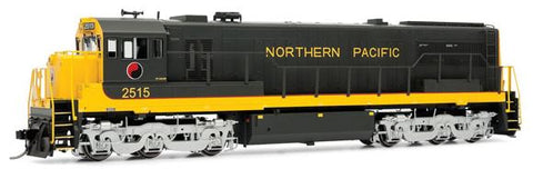 Rivarossi HR2520 HO Northern Pacific GE U25C Diesel Locomotive #2515