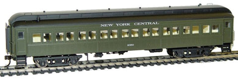 Rivarossi HR4201 HO New York Central 60' Heavyweight Coach #2350