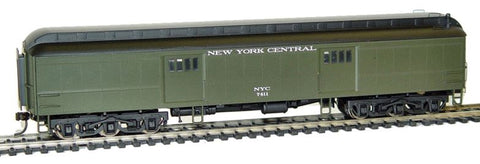 Rivarossi HR4202 HO New York Central 60' Heavyweight Baggage #7411
