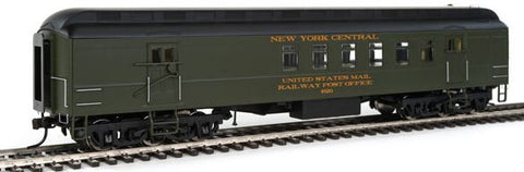Rivarossi HR4204 HO New York Central 60' Heavyweight Railway Post Office #4820