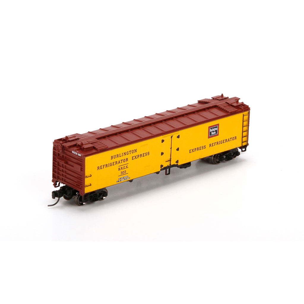 Athearn 23963 N Chicago, Burlington and Quincy 50' Ice Reefer #303