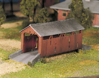 Bachmann 45992 O Plasticville Covered Bridge Classic Kit