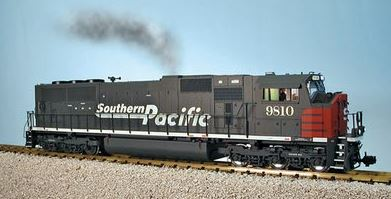 USA Trains R22603 G Southern Pacific EMD SD70 MAC Powered Diesel Loco #9810