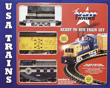 USA Trains 72101 G Atlantic Coast Line Mighty Moe Set