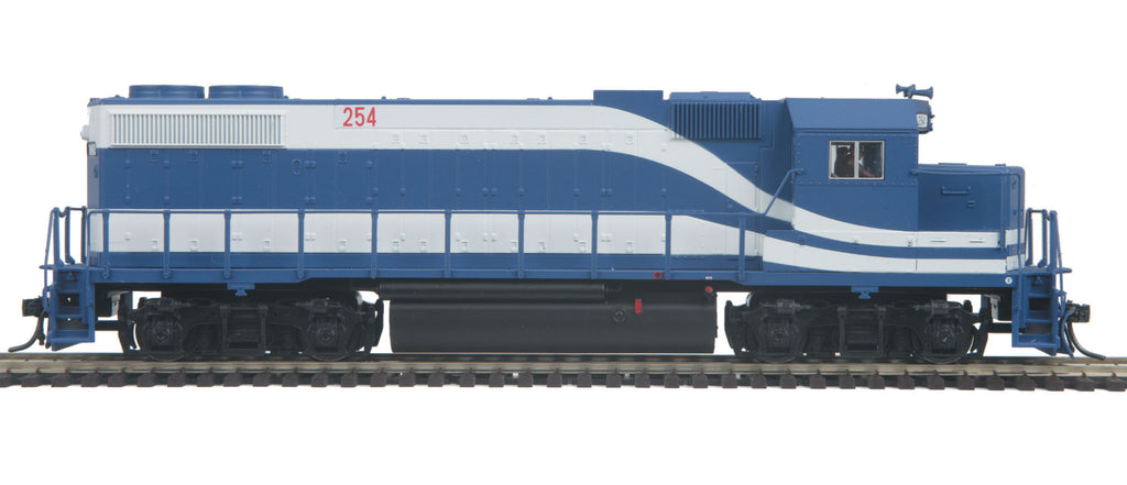 MTH 85-2048-1 HO Long Island GP38-2 Diesel Engine with Proto-Sound 3 #254
