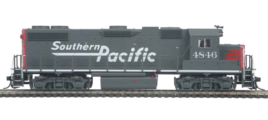 MTH 85-2051-0 HO Southern Pacific GP38-2 Diesel Engine (DCC Ready) #4846