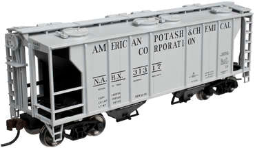 Atlas 20003200 HO American Potash & Chemical Corporation PS-2 Covered Hopper #31317