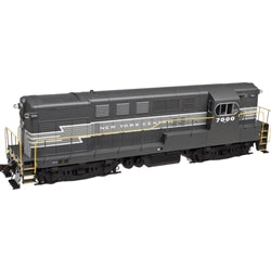 Atlas 10001605 HO New York Central FM H16-44 Early Body/Cab Diesel Engine with Sill Handrails #7000