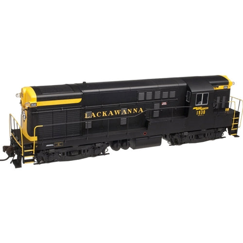 Atlas 10001641 HO Erie Lackawanna FM H16-44 Late Body Diesel Engine with Sound & DCC #1930