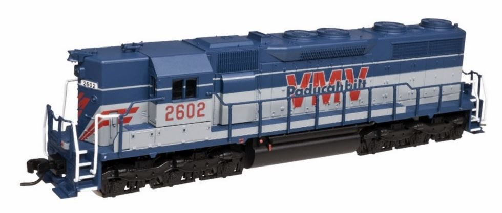 Atlas 40002114 N VMV Leasing EMD SD35 High Nose Diesel Engine with DCC #2602