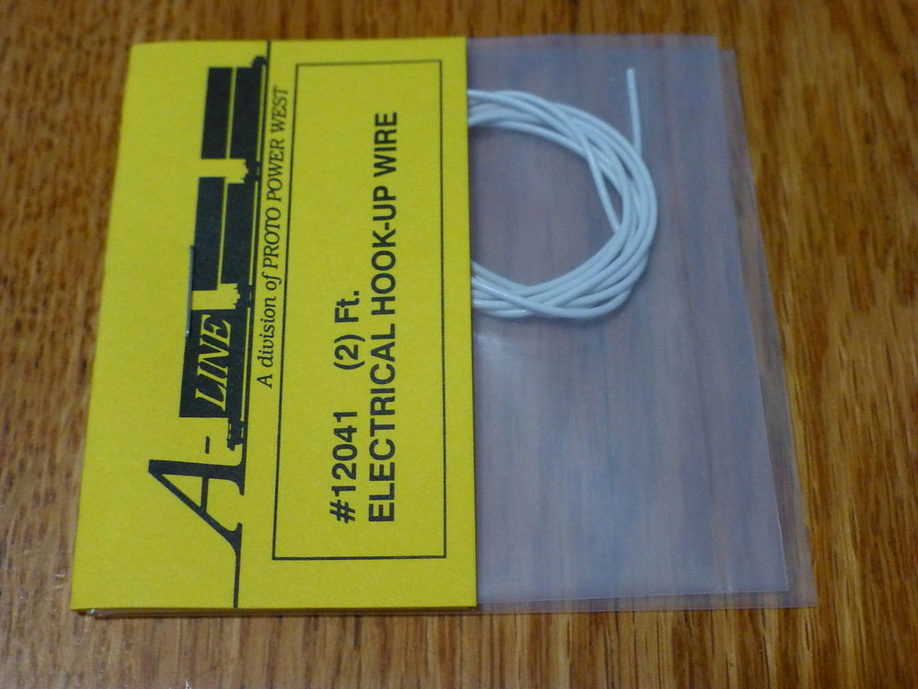 A-Line 12041 HO Electrical Hook-Up Wire (2 Feet)