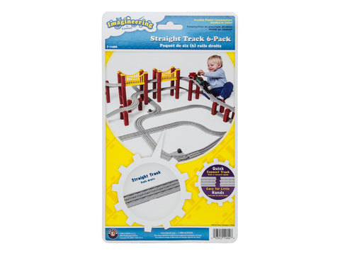 Lionel 7-11604 V Imagineering Straight Track (6)