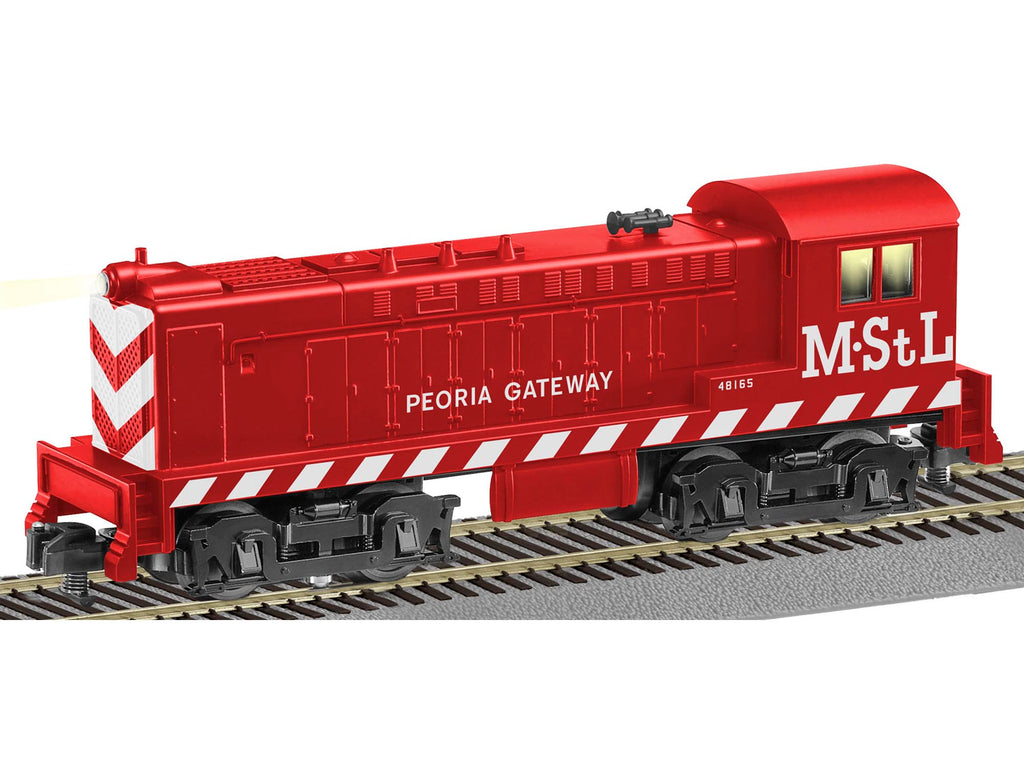 American Flyer 6-48165 S Minneapolis & St Louis Baldwin Switcher Diesel Locomotive