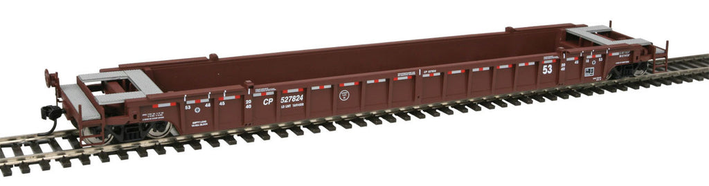 Walthers 910-5061 HO Canadian Pacific 53' NSC Well Car - Ready to Run #527824