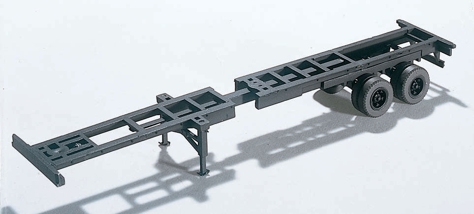 Walthers 949-4105 HO Extendible Container Chassis - Kit