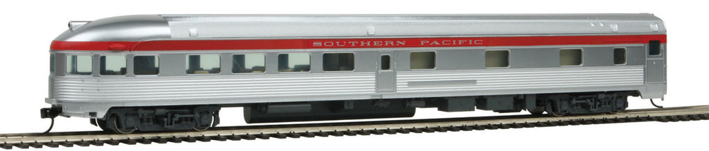 Walthers 910-30357 HO Southern Pacific 85' Budd Observation - Ready To Run