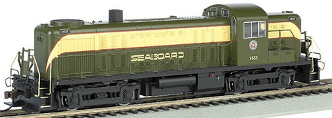 Bachmann 63907 HO Seaboard Air Line ALCO RS3 Diesel Locomotive Sound/DCC #1633