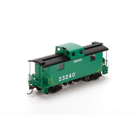 Athearn 74344 HO Conrail Eastern Caboose Green Ex-PC #23240