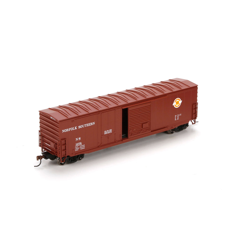 Athearn 89523 HO Norfolk Southern 50' ACF Combo Door Box #1274