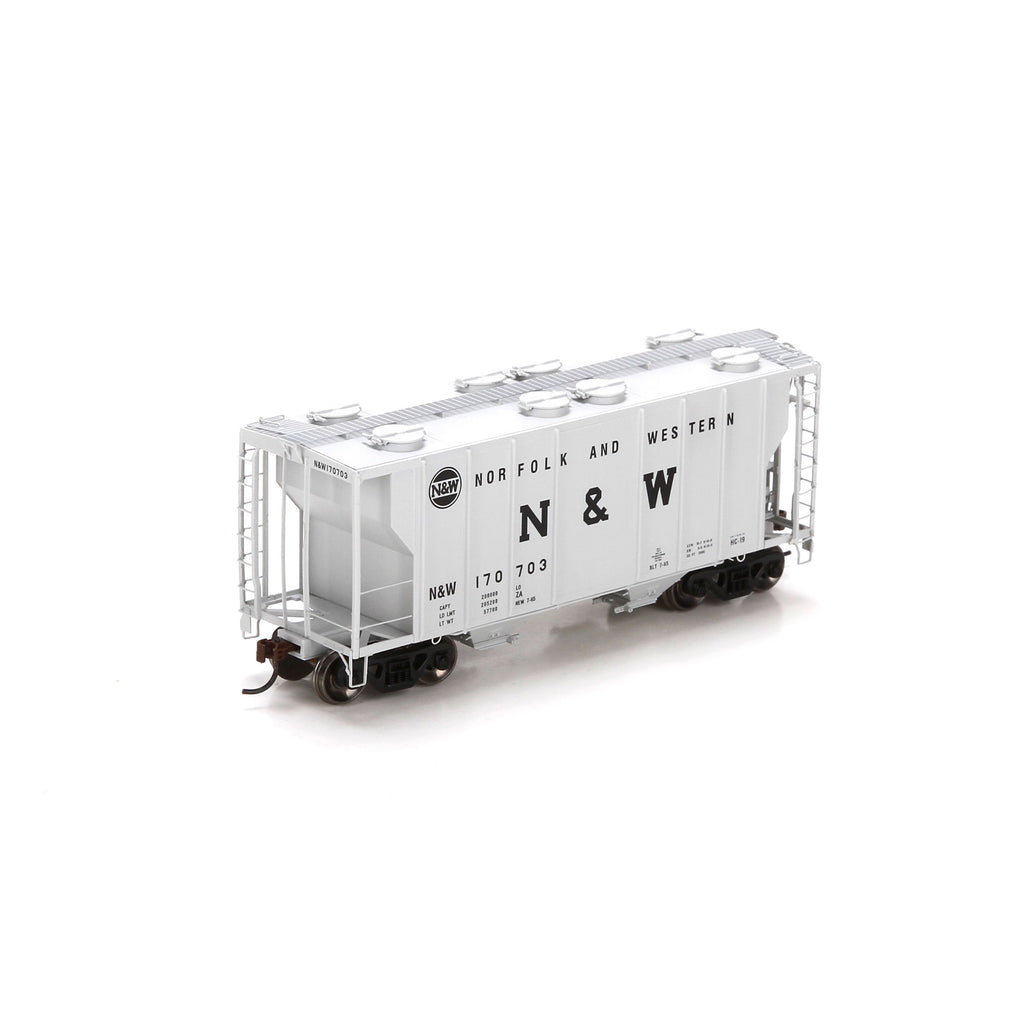 Athearn 97345 HO Norfolk and Western PS-2 2600 Covered Hopper #170703