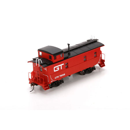 Athearn 98071 HO Grand Trunk Western Cupola Caboose #79068