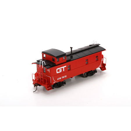 Athearn 98072 HO Grand Trunk Western Cupola Caboose #79172
