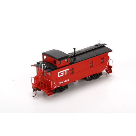 Athearn 98073 HO Grand Trunk Western Cupola Caboose #79174